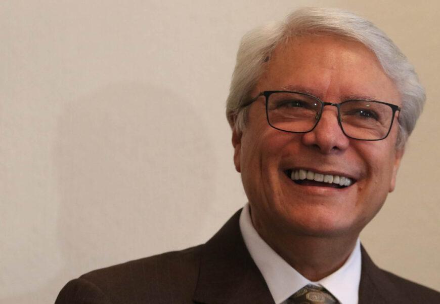 Jaime Bonilla, gobernador de BC