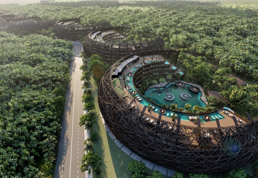 Cocoon Hotel & Resort.