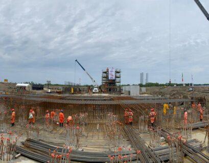 Refinería Dos Bocas, avanza en 7 plantas de proceso