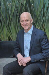 En la imagen, Hans-Joachim Kohlsdorf, socio fundador de Energy to Market.