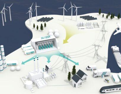 Hidrógeno Verde Siemens