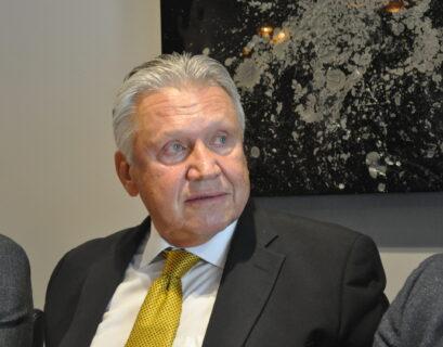 Oscar Scolari, CEO Rengen