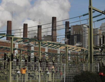 Planta de generación de energía