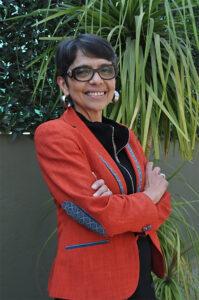 En la imagen, Rosanety Barrios, conferencista internacional y fundadora de Voz Experta.