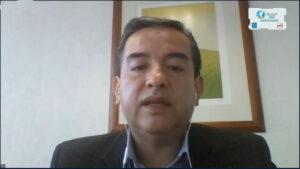 Said Saavedra, director general Adjunto de Promoción Institucional - NAFIN