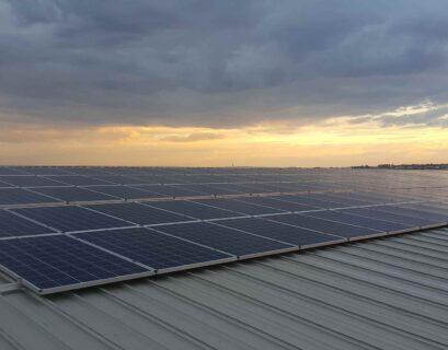 techos solares