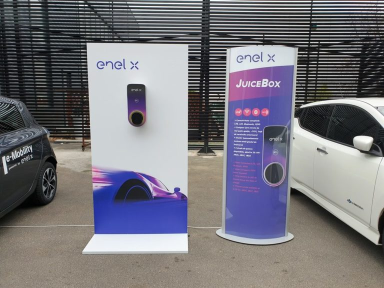 JuiceBox Enel X