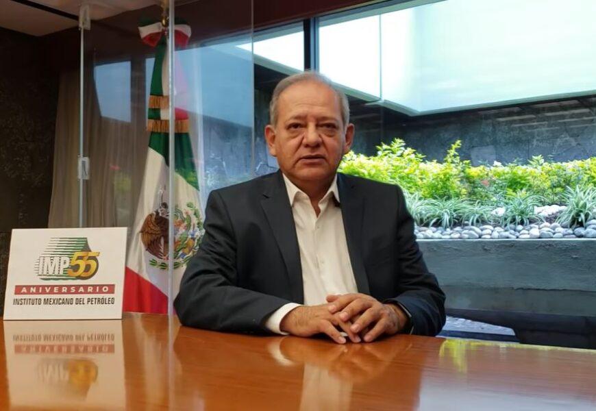 Marco Antonio Osorio Bonilla, director del IMP.