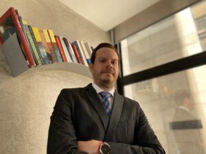 Gabriel Becerra, cofundador de EIEM 2020.