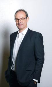 En la imagen, José Aparicio, CEO de Siemens Energy México.