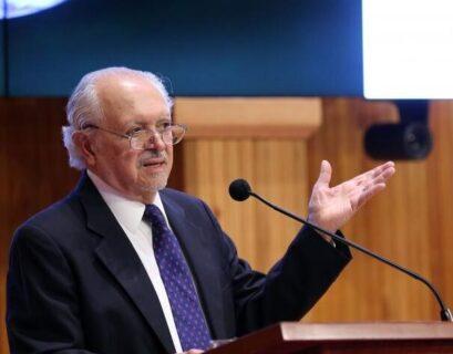 Mario Molina, Premio Nobel de Química 1995, fallece