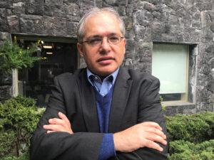 En la imagen, Pablo López Sarabia.