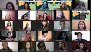 """En la imagen, el evento """"Inmersión digital: descubre tu potencial"""", que se llevó a cabo el 23 de septiembre."""