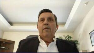 Regulo Salinas, presidente de la Comisión de Energía de la Concamin.