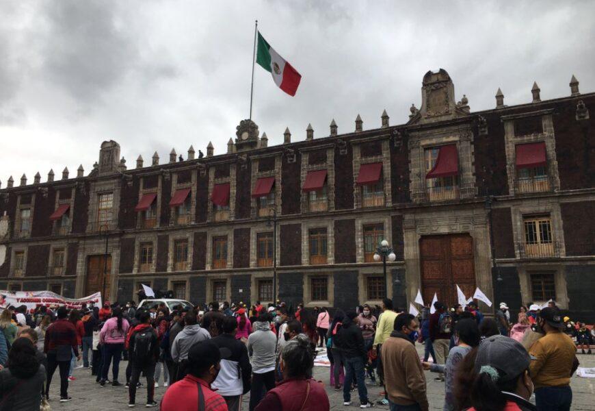 protestas civiles
