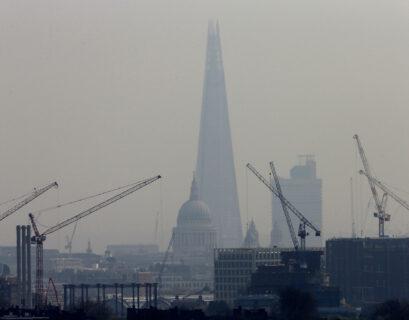 Reino Unido emisiones carbono