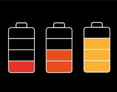 almacenamiento baterías