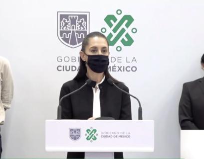 Claudia Sheinbaum Pardo- Línea 12