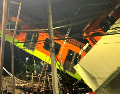 línea 12 metro accidente