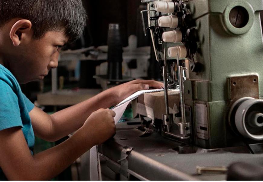 Save the Children- trabajo infantil