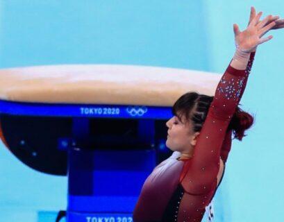 Juegos Olímpicos Alexa Moreno