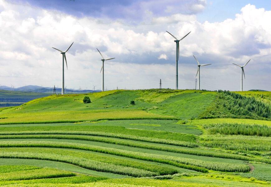 energía eólica G20