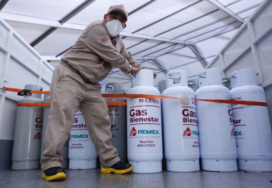 Gas Bienestar Iztapalapa