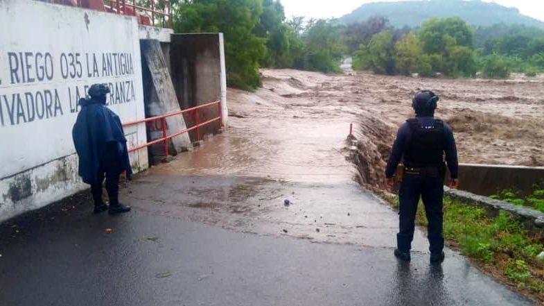 Veracruz, el más afectado por el paso del huracán Grace - Energía Hoy