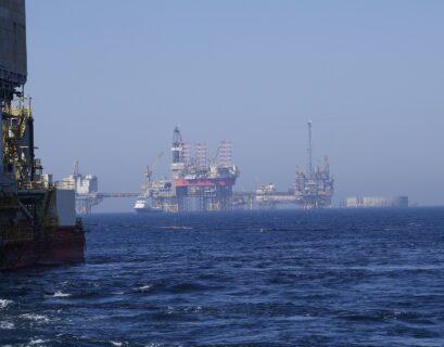 Shell plataforma