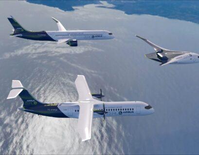 Airbus hidrógeno