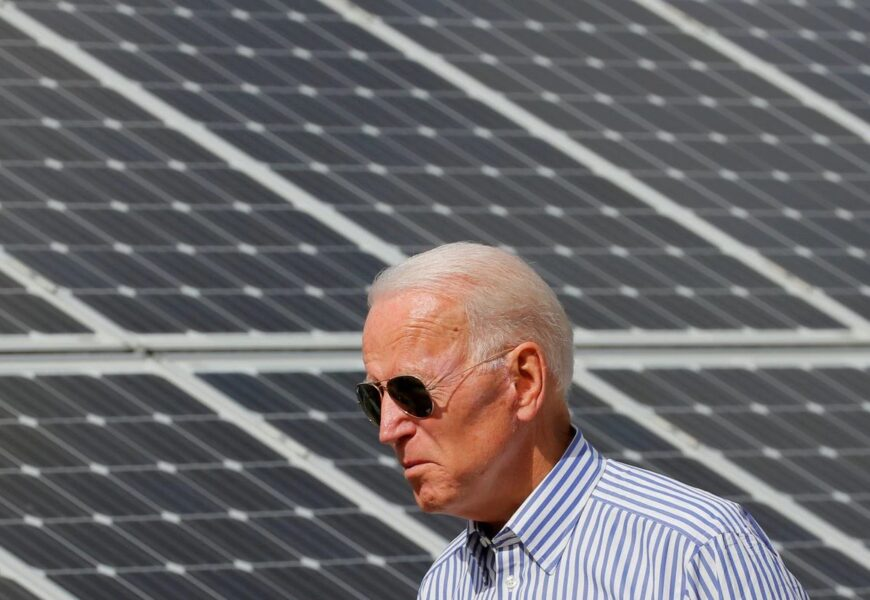 objetivos climáticos Biden