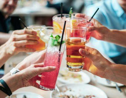 beber alcohol